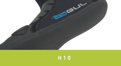 Gul Flexor 3mm Split Toe Boot Bo1299-B4