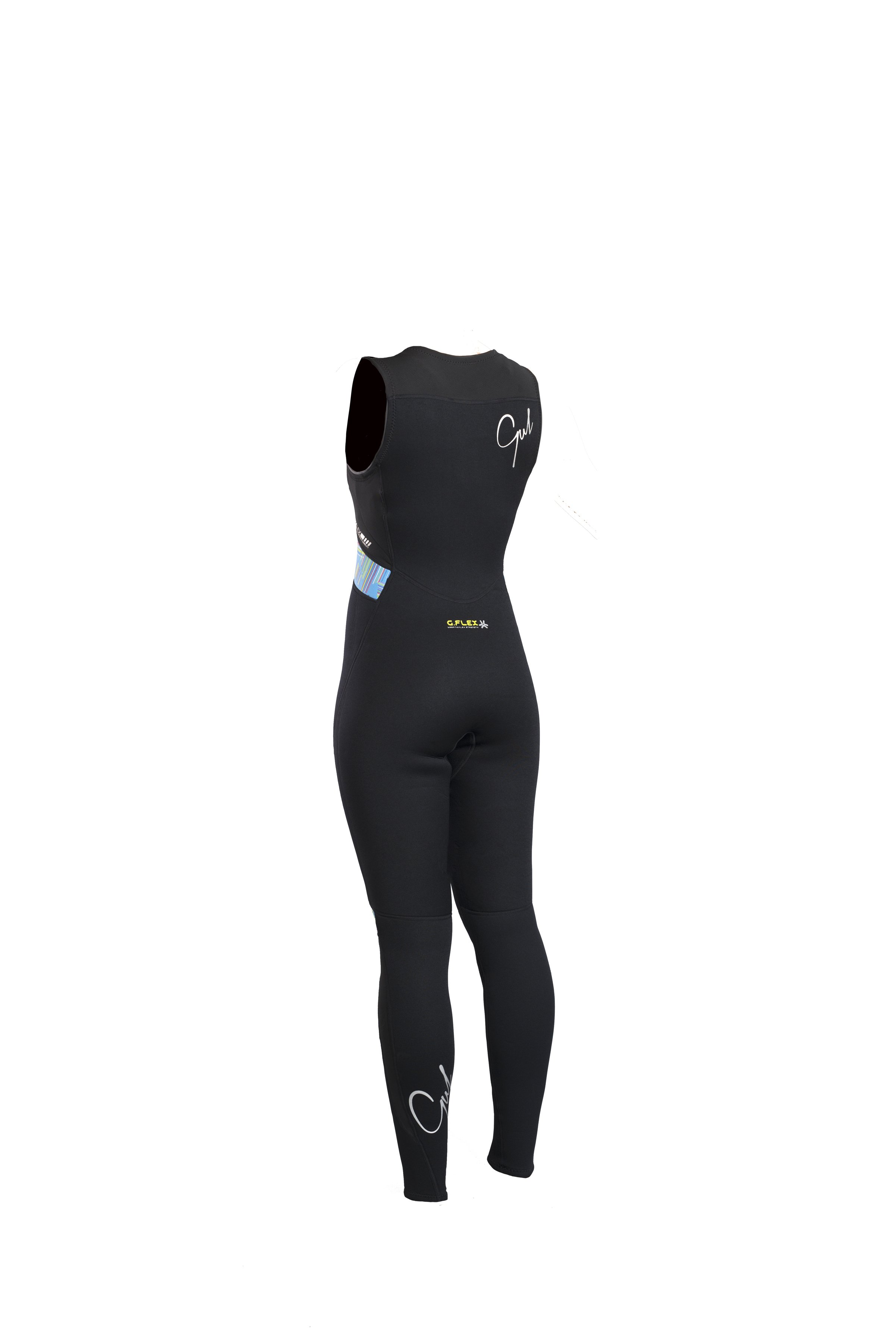 Gul Response 3mm Ladies Fl Long John Wetsuit   Re4314-B4
