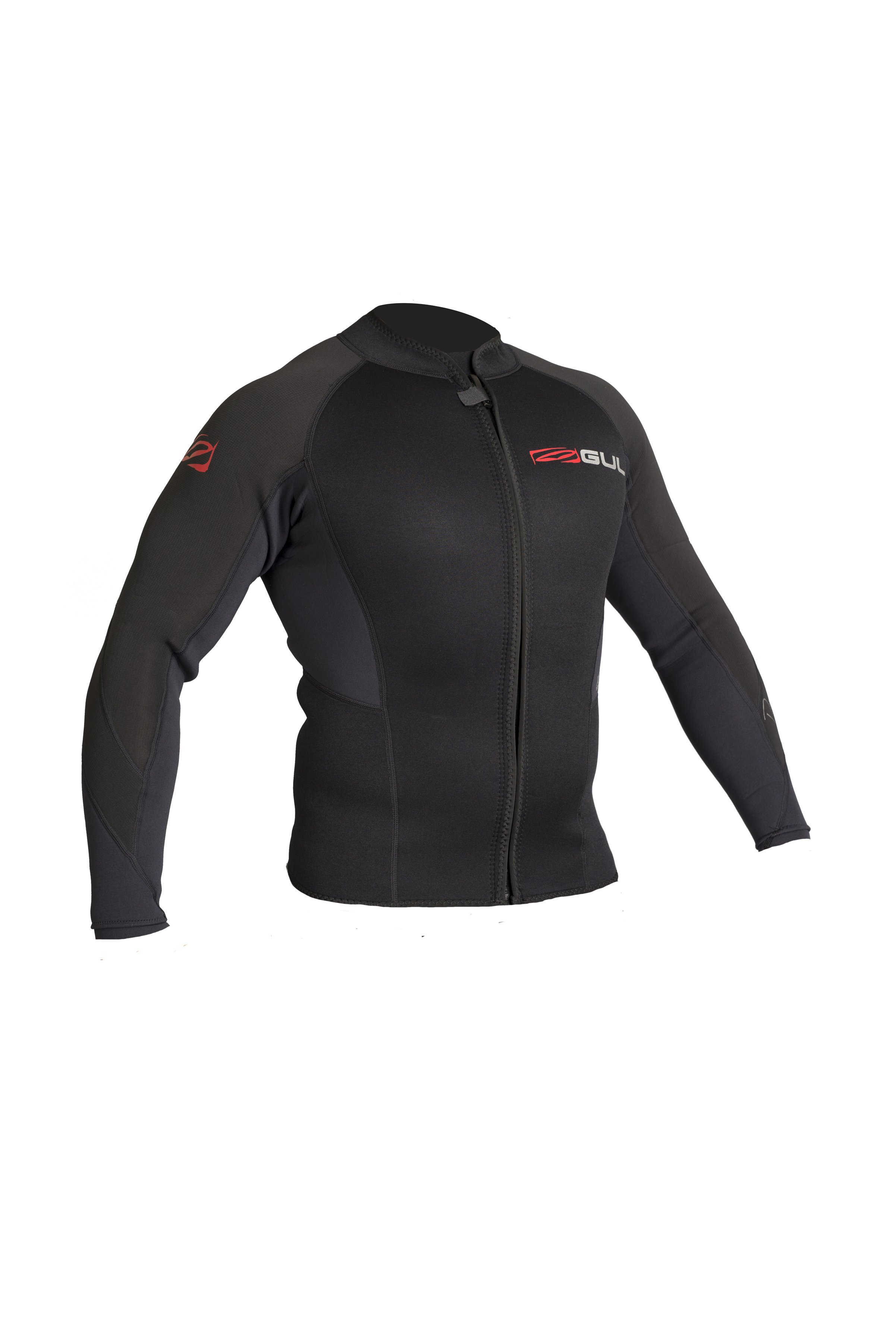 Gul Response 3mm Fl Wetsuit Jacket  Re6304-B4