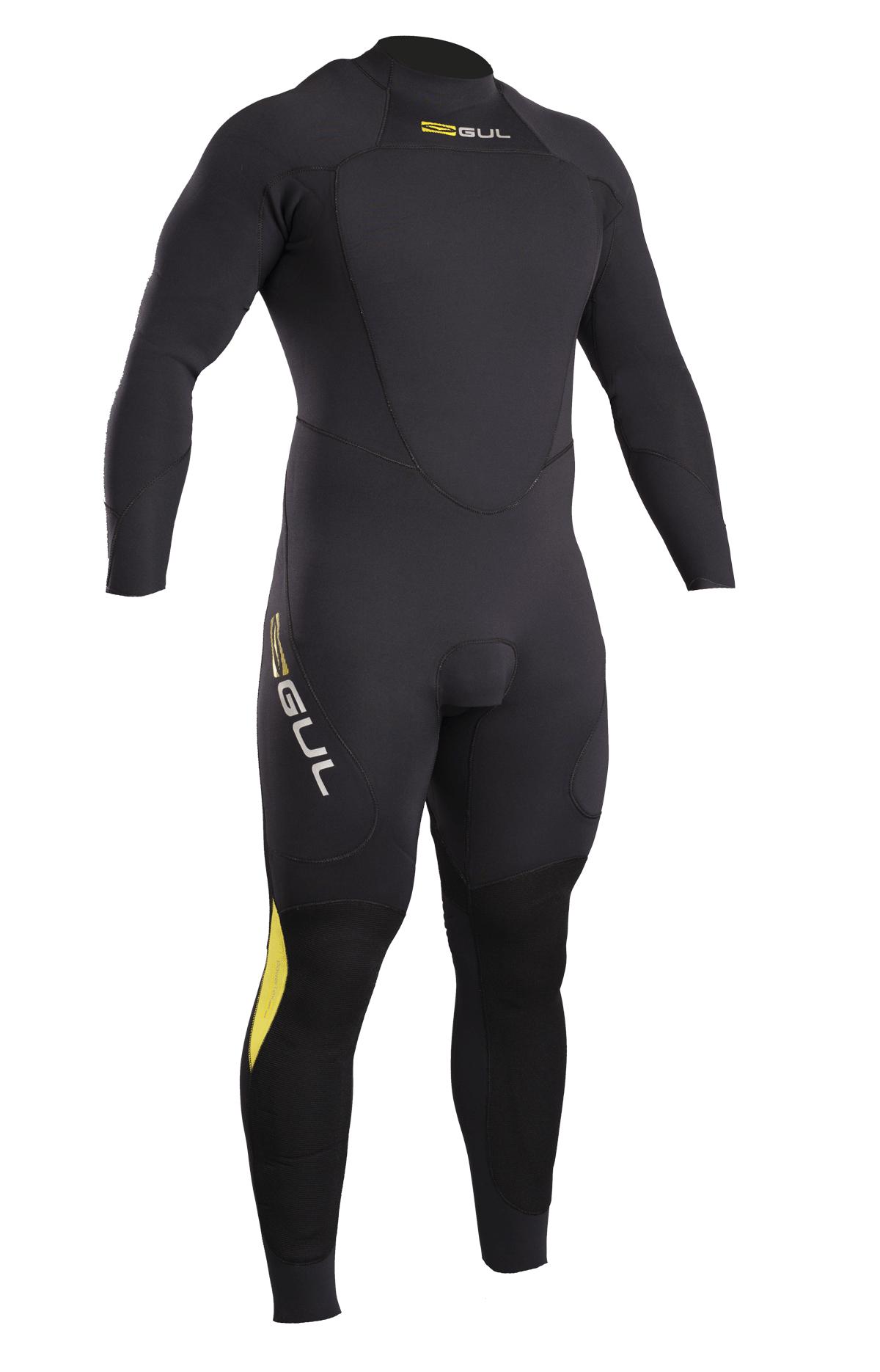 Gul Code Zero Mens 4/3mm Bs Wetsuit   Cz1201-B2