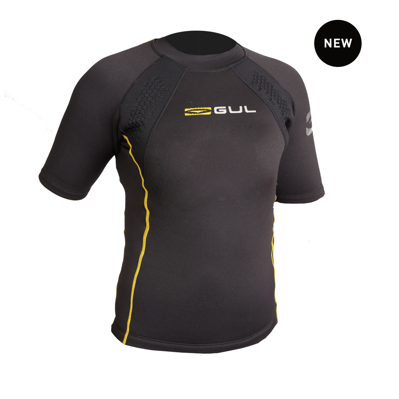 Gul Evotherm Junior Fl Thermal Short Sleeve Top    Ev0063-B3