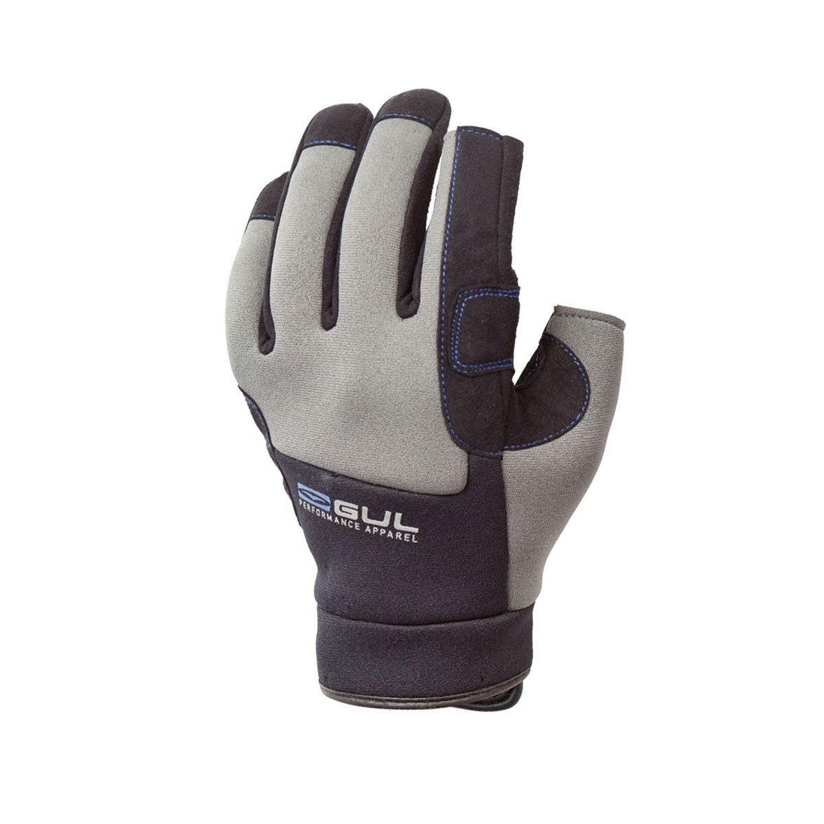 Gul Neoprene Three Finger Winter Sailing Glove   Gl1240-A3