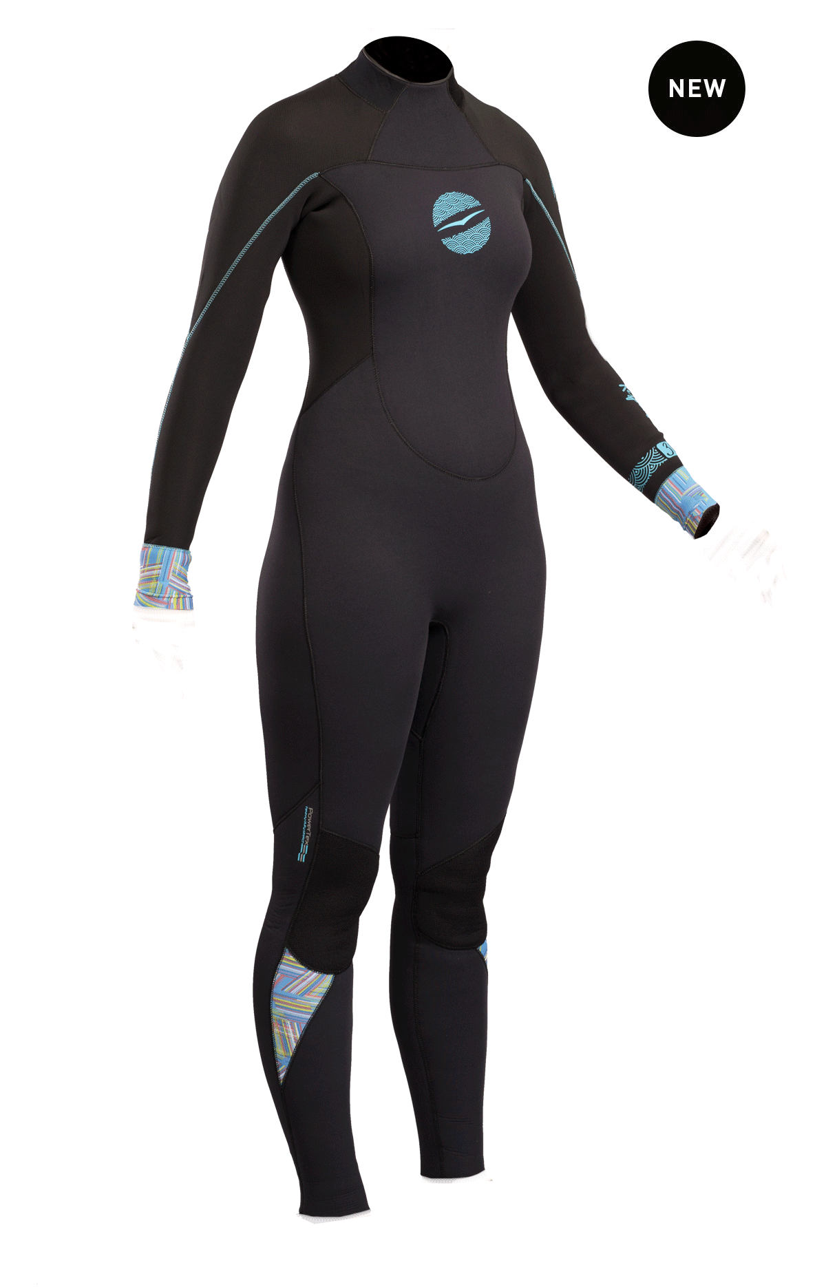Gul Response Ladies 3/2mm Bs Wetsuit   Re1232-B4