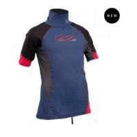 Gul Junior Short Sleeve Rashvest   Rg0341-B4