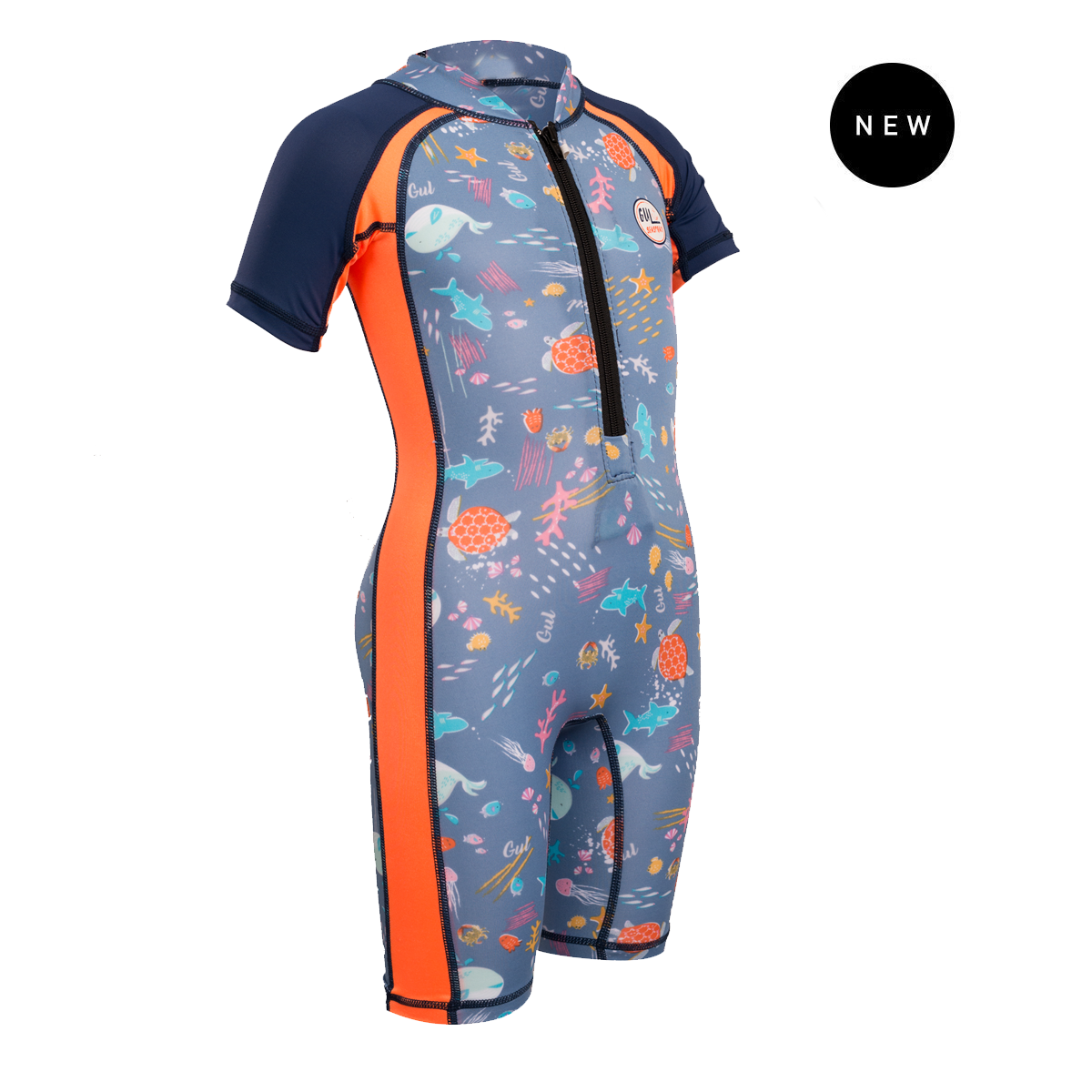 Gul Junior Uv Protection Sunsuit    Rg0349-B4