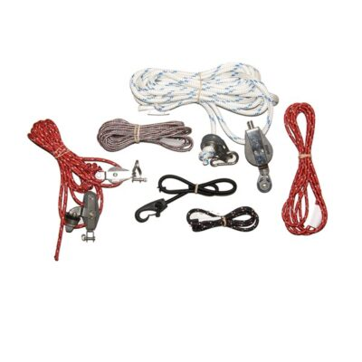 Rope & Block Set
