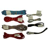 Standard Rope Set - excluding Mainsheet